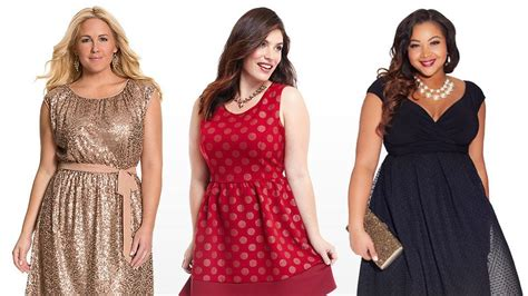 7 Plus-size Dresses That Will Wow At Your Holiday Parties Spa Bathroom Ideas Corner Wall Cabinets White Black Tile Designs Design Small With Shower Only Teenage Boston Counter Storage