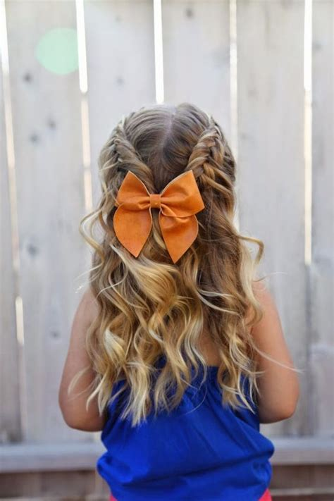 cute  easy  girl hairstyles ideas   girl