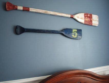 Inexpensive Boat Oars by 25 Best Ideas About Painted Oars On Oar Decor