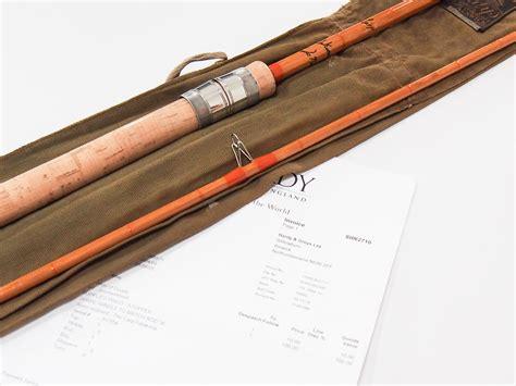 "Rare Hardy 1957 Palakona 10′ ""the Carp"" Rod"