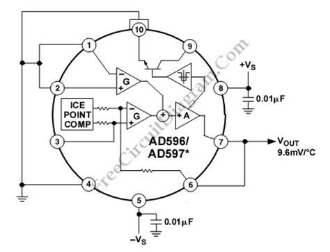Temperature Transducer Sensor Electronic