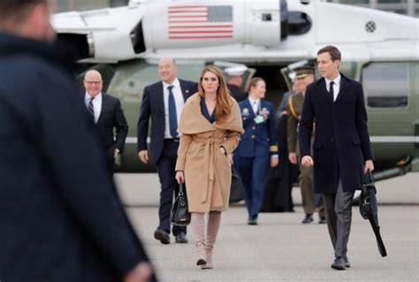 The rise and rise of Hope Hicks in the fashion department ...