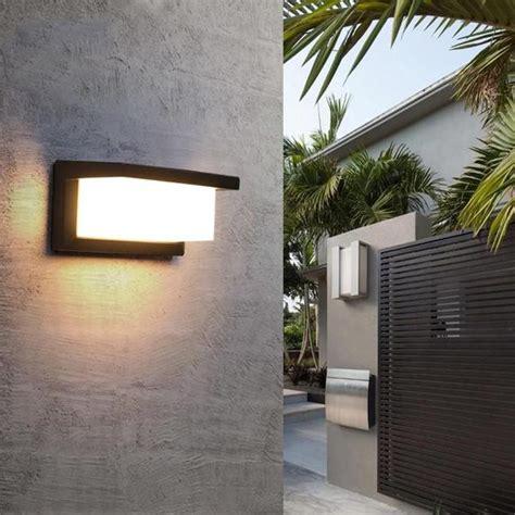 Len Modern Led by Modern Led Outdoor Light Warmly