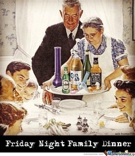 Family Memes - family dinner by trollbro meme center