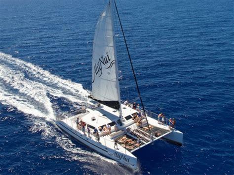 Catamaran Dinner Cruise Maui by Alii Nui Royal Feast Romantic Sunset Dinner Sail From