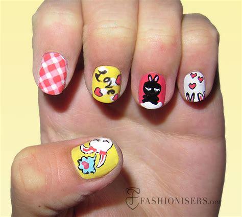 fun summer nail art designs fashionisers