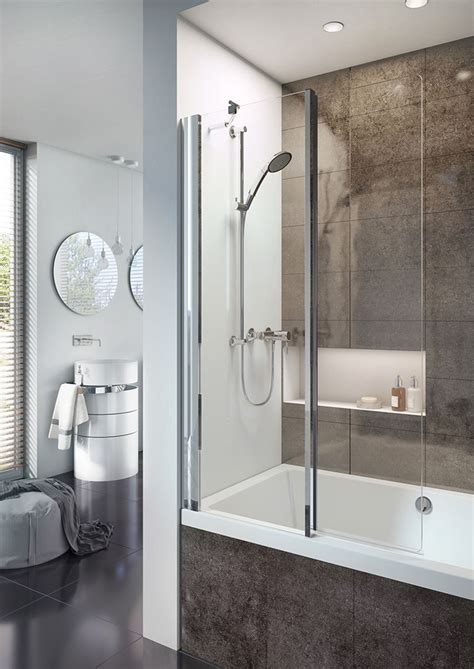 product  embrace  folding bath screen  roman
