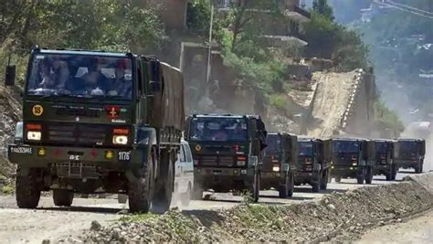 Indian Army has occupied six new major heights on LAC ...