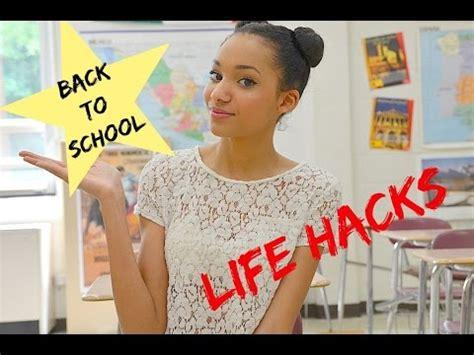 back to school hacks to back to school hacks