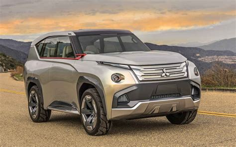 mitsubishi montero sport 2018 mitsubishi montero sport usa release date cars