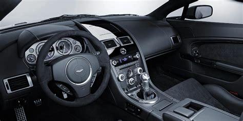 2018 Aston Martin Interior