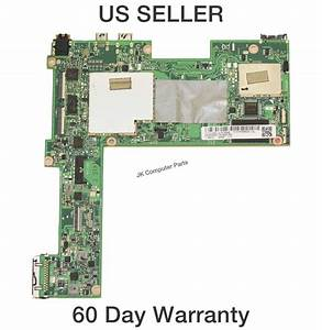 Asus Transformer T100ta Tablet Motherboard 32gb Atom 1 33ghz Cpu 60nb0450