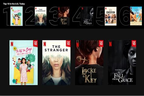 Netflix Rolls Out Top 10 Lists On Site Media Play News