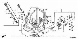 Honda Engines Gsv190a N5af Engine  Usa  Vin  Gjaca