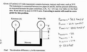 Diagram  Closed Manometer Diagram Full Version Hd Quality