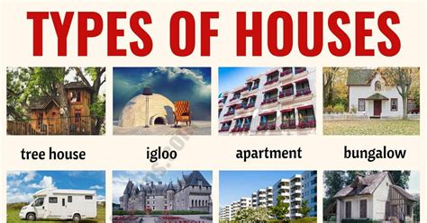 House Styles: List of 28 Different Types of Houses Around