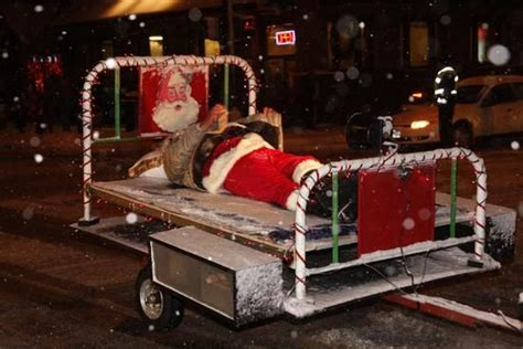lighted christmas parade ideas earl utesch memorial lighted children s parade 2011 le mars daily sentinel