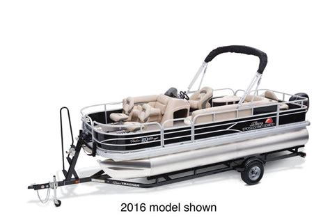 Used Pontoon Boats Ct by 2017 New Sun Tracker Fishin Barge 20 Dlx Pontoon Boat For
