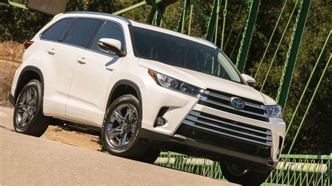 2019 Toyota Highlander Release Date Redesign And Changes