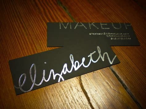 Bridal Makeup Artist Business Cards Wwwproteckmachinery