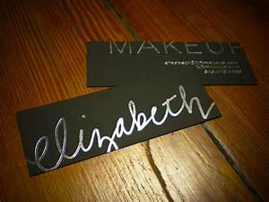 Bridal makeup artist business cards wwwproteckmachinerycom for Makeup business card