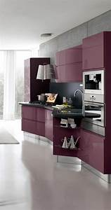 New modern kitchen design with white cabinets bring from for Pictures of latest modern kitchen cabinet