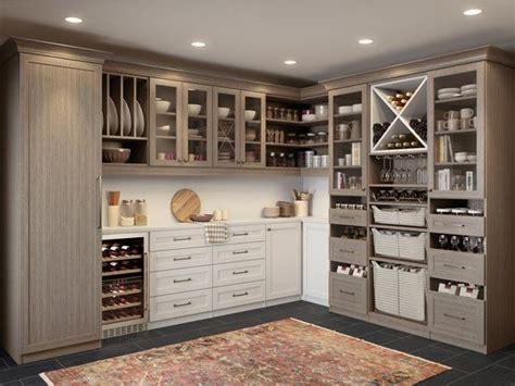 pantry organization kitchen pantry ideas by california