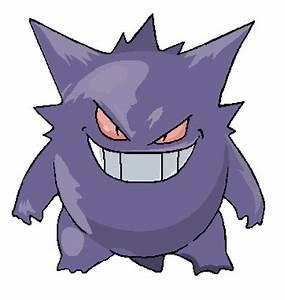 Gengar the shadow Pokemon