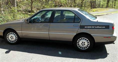 1995 Alfa Romeo 164 by 1995 Alfa Romeo 164 Ls Sedan 4 Door 3 0l V6 5 Speed Manual