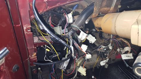 Dash Removal Harness Replacement Jeepforum