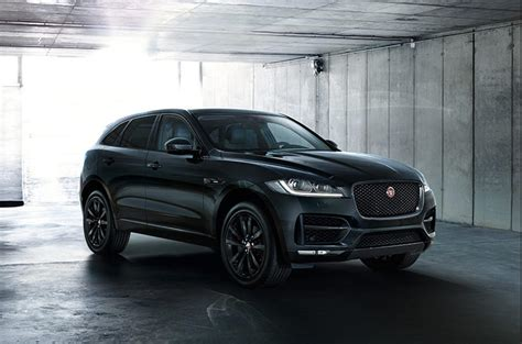 It is genuinely enjoyable to drive. Jaguar launches Black Edition models with extra kit   Autocar