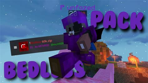 Bedwars With Bedless Noobs 60k Pack Youtube