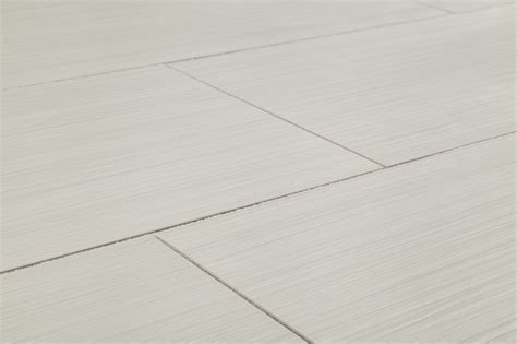 "Salerno Porcelain Tile   Raw Silk Series White / 12""x24"""