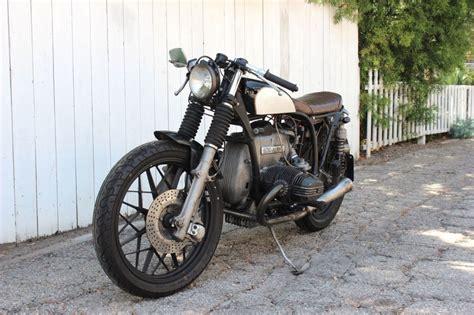 bmw  custom vintage brat cafe motorcycle  sale