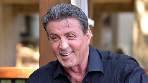 Sylvester Stallone's Jewish Mom Forced Him To Become A