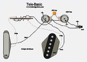 Standard Telecaster Wiring Diagram  U2013 Vivresaville Com