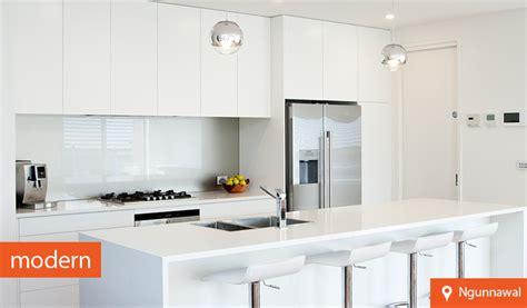 Kitchens Canberra  Kitchen Renovations Company & Joinery
