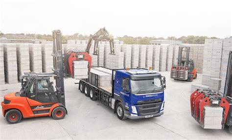 volvo trucks customer service volvo fm tridem 8 4 helps monda precast deliver market