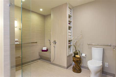 handicap accessible bathroom design baby boomer wheelchair accessible bathroom in