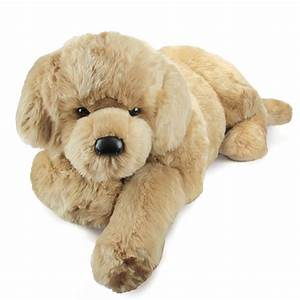 Sherman the Large Stuffed Golden Retriever by Douglas