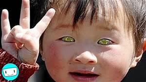 Top 10 Most Beautiful Eyes - YouTube