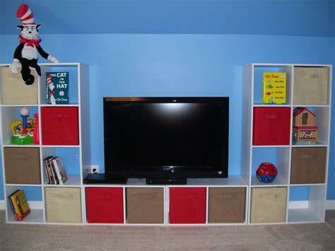 Diy Storage Unit For Kids Room Or Playroom, Or Maybe An