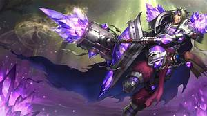 Armor of the Fifth Age Taric Chinese Wallpaper - LeagueSplash