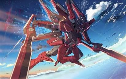 Gundam Exia Anime Wallpapers Mecha Comp Sci