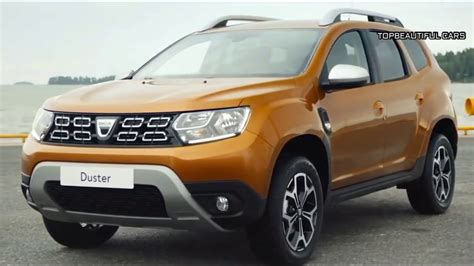 renault duster 2019 dacia duster 2019 review and testdrive youtube