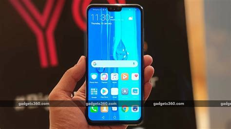 huawei     cameras display notch launched