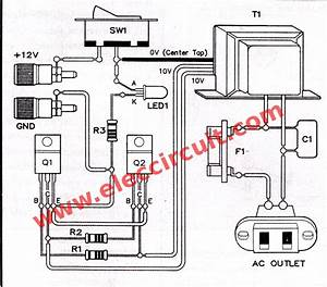 Solar Micro Inverter Schematic Wiring Diagram