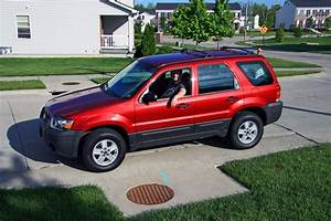 John And Sigrid U0026 39 S Adventures  Scott U0026 39 S New 2005 Ford Escape