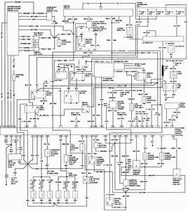 97 Ford Ranger Ignition Wiring Diagram