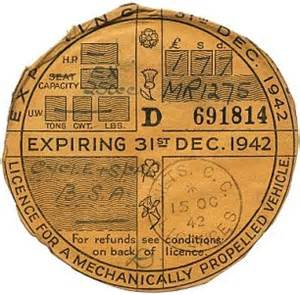 top 28 items worth money old tax discs could be worth a bob or two after they are abolished daily mail online
